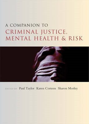 companion to criminal justice, mental health and risk (BOK)