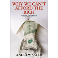Why we can't afford the rich (BOK)