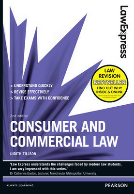 Law Express: Consumer and Commercial Law (revision Guide) (BOK)