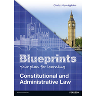 Blueprints: Constitutional and Administrative Law (BOK)