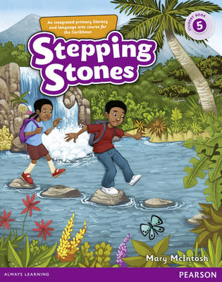 Stepping Stones: Student Book Level 5 (BOK)