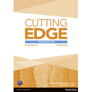Cutting Edge Intermediate Workbook without Key (BOK)