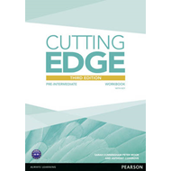 Cutting Edge 3rd Edition Pre-Intermediate Workbook with Key (BOK)