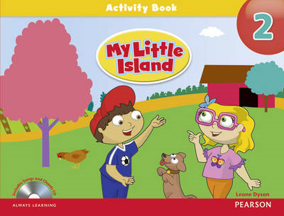My Little Island Level 2 Activity Book and Songs and Chants CD Pack (BOK)