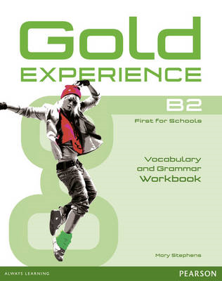 Gold Experience B2 Workbook without key (BOK)