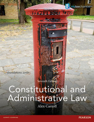 Constitutional and Administrative Law (Foundations) Premium Pack (BOK)
