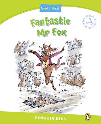 Level 4: The Fantastic Mr Fox (BOK)