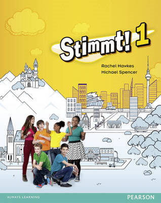 Stimmt! 1 Pupil Book (BOK)