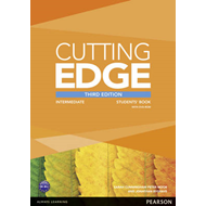 Cutting Edge 3rd Edition Intermediate Students' Book and DVD (BOK)