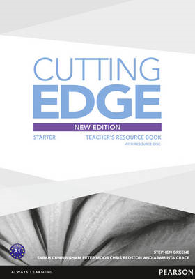 Cutting Edge Starter New Edition Teacher's Book and Teacher' (BOK)