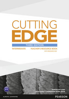 Cutting Edge Intermediate Teacher's Book and Teacher's Resource Disk Pack (BOK)