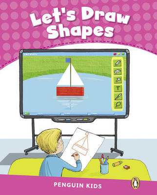 Level 2: Let's Draw Shapes CLIL AmE (BOK)