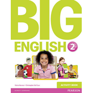 Big English 2 Activity Book (BOK)