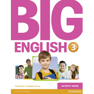 Big English Activity Book (BOK)