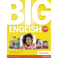 Big English Starter Pupils Book (BOK)