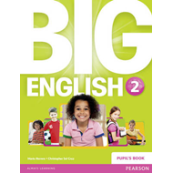 Big English 2 Pupils Book stand alone (BOK)
