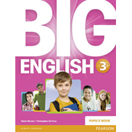 Big English 3 Pupils Book stand alone (BOK)