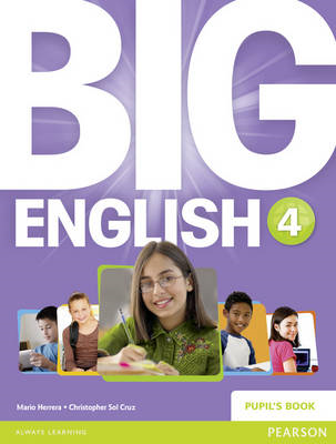 Big English 4 Pupils Book stand alone (BOK)