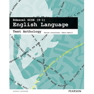 Edexcel GCSE (9-1) English Language Text Anthology (BOK)