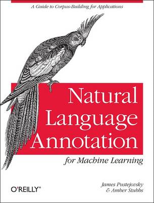 Natural Language Annotation for Machine Learning (BOK)