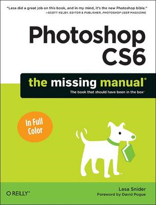 Photoshop CS6: The Missing Manual (BOK)