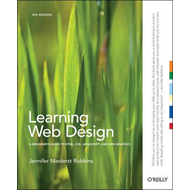 Learning Web Design (BOK)