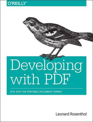 Developing with PDF (BOK)