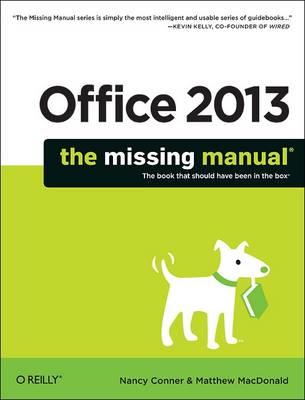 Office 2013: The Missing Manual (BOK)
