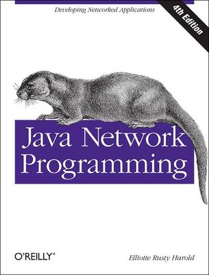 Java Network Programming (BOK)
