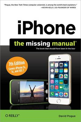 iPhone: The Missing Manual (BOK)