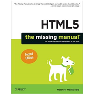 HTML5: The Missing Manual (BOK)