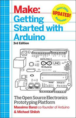Getting Started with Arduino (BOK)