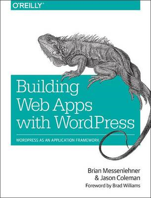 Building Web Apps with WordPress (BOK)