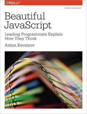 Beautiful JavaScript (BOK)