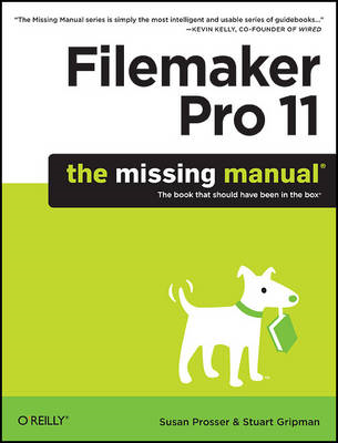 Filemaker Pro 11: The Missing Manual (BOK)
