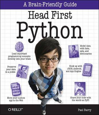 Head First Python (BOK)