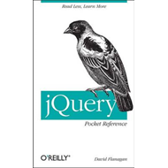 jQuery Pocket Reference (BOK)