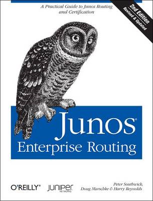 Junos Enterprise Routing (BOK)