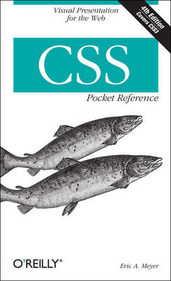 CSS Pocket Reference (BOK)