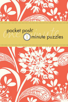 Pocket Posh One-Minute Puzzles (BOK)