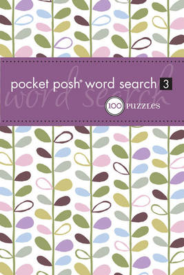 Pocket Posh Word Search 3 (BOK)