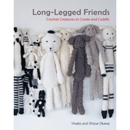 Long-Legged Friends: Crochet Creatures to Create and Cuddle (BOK)
