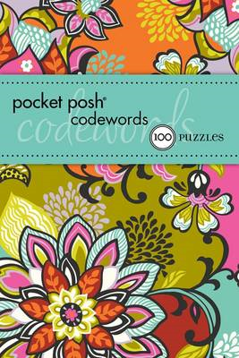 Pocket Posh Codewords 3: 100 Puzzles (BOK)