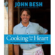 Cooking from the Heart: My Favorite Lessons Learned Along the Way (BOK)