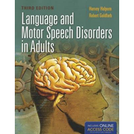 Language and Motor Speech Disorders in Adults (BOK)