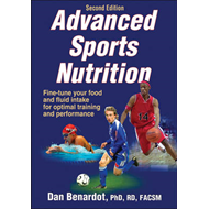 Advanced Sports Nutrition (BOK)