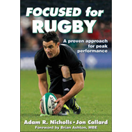 Focused for Rugby (BOK)