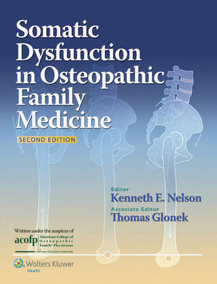 Somatic Dysfunction in Osteopathic Family Medicine (BOK)