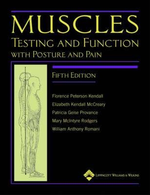 Muscles: Testing and Function, with Posture and Pain (BOK)