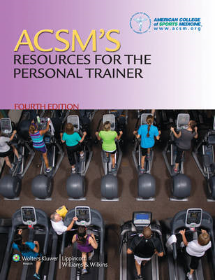 ACSM's Resources for the Personal Trainer (BOK)